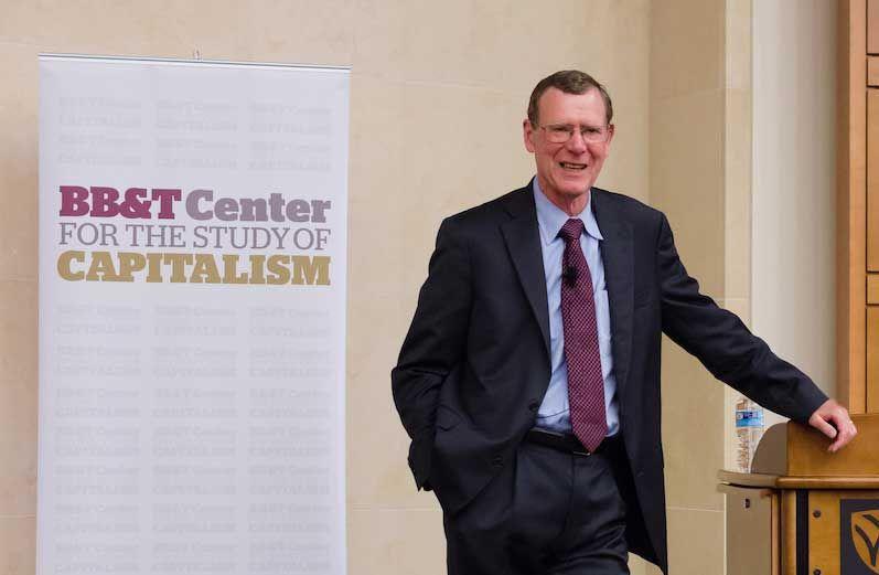.@WakeForestBiz Exec in Residence & fmr. BB&T CEO John Allison among #RethinkingCommunity speakers. Register today: https://t.co/WD5r7ltRsN