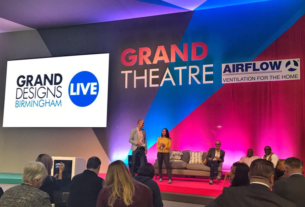 Grand Design Home Show London Kevin Mccloud Twitter