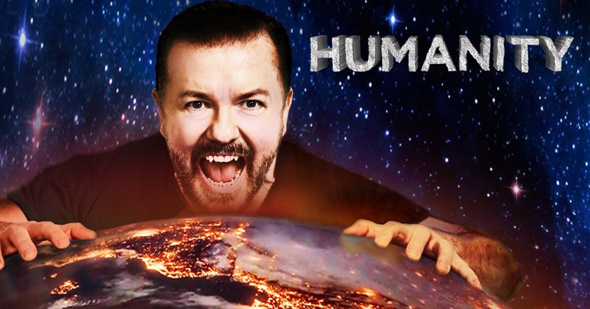 I'm bringing #humanity to Leicester De Montfort Hall on November 29th. Tickets go on sale this Friday at 10am. https://t.co/67sWL9NAl5