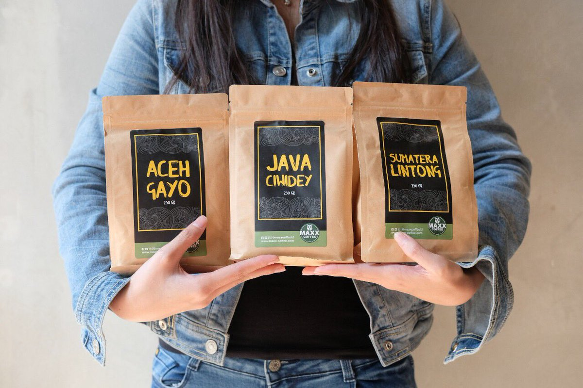 Aceh Gayo, Sumatera Lintong & Java Ciwidey, the coffee beans variety available in Indonesia | Twitter