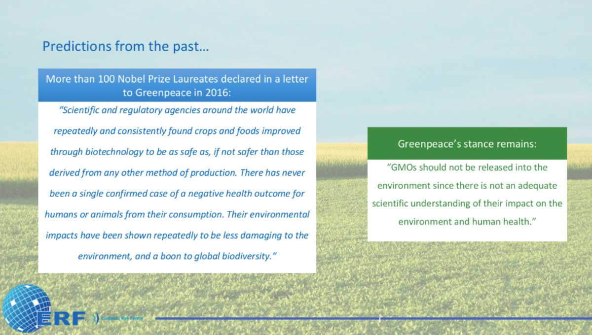 Hudig: #GMO crops &amp; #food found safe, EU policies &amp; opinions do not reflect this science today #agrinnovation #biotechEU #innovation<br>http://pic.twitter.com/llEEzgxrVS