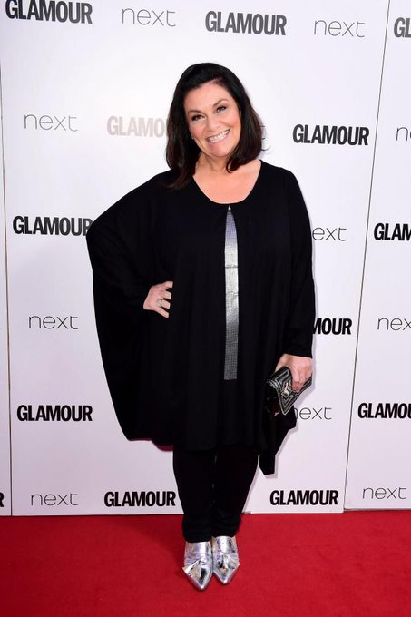 Happy birthday to our favourite ageless funny girl Dawn French!! We think she\s MORE than a tiny bit brilliant!