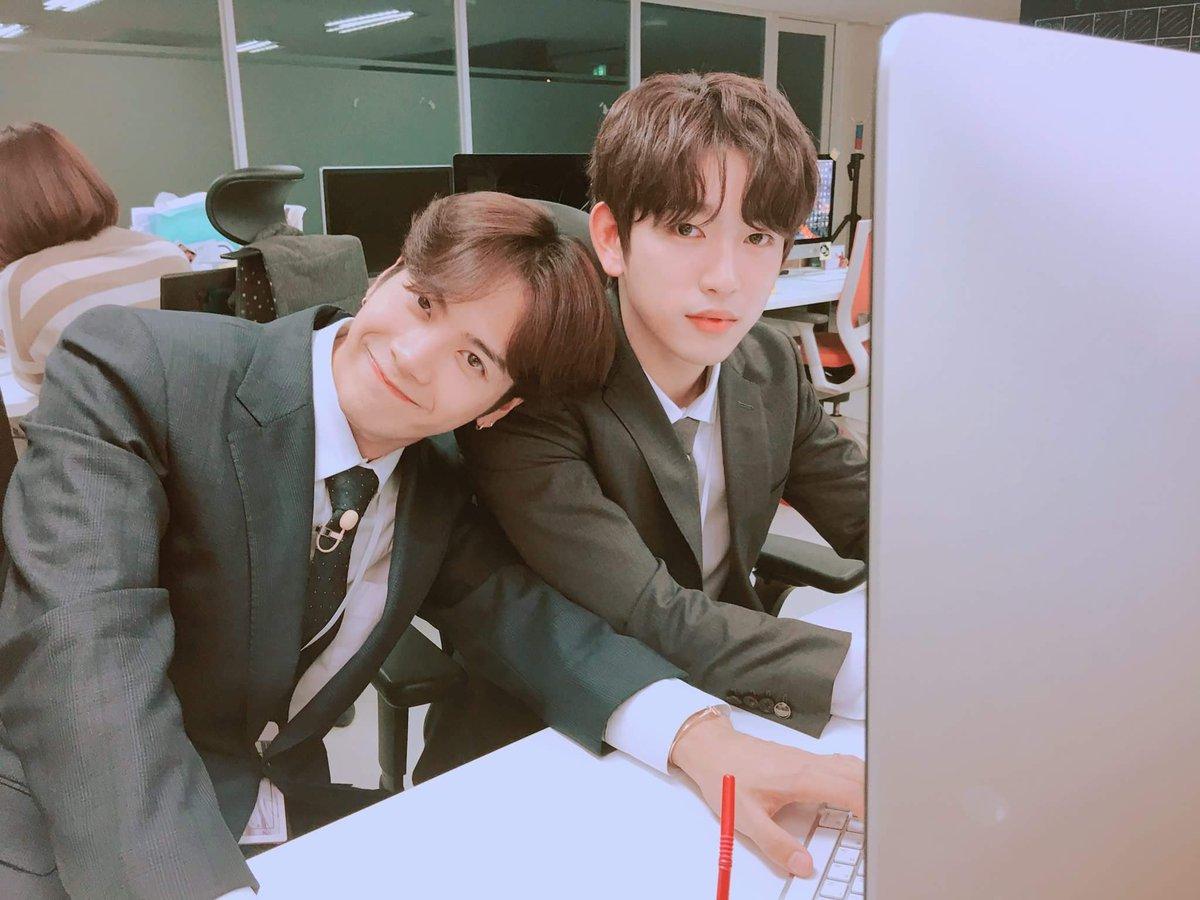 Soulmate Jjp On Twitter Jinson So Cute Jinyoung Jackson Got7 Https T Co Tvwzgpqyyw
