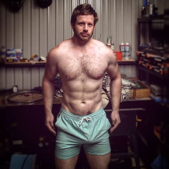 LOOK LIKE THIS MUSCLEGUY? get MONTHLY SALARY from  http:// ModelingPortfolio.org  &nbsp;   #muscleman #hairy #muscles #whiskers #cute #redhead #shorts #mens<br>http://pic.twitter.com/ch88zvQBvL