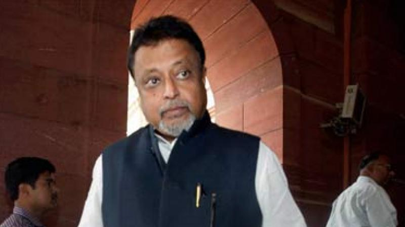 Mukul Roy quits TMC, Rajya Sabha seat 'with heavy heart' https://t.co/mmhWnO2kY2