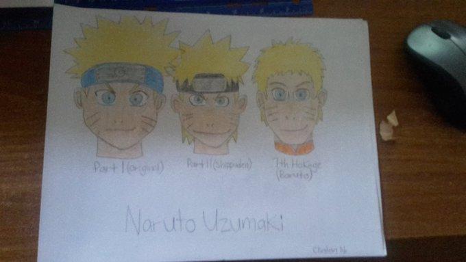 Happy birthday to Naruto Uzumaki!