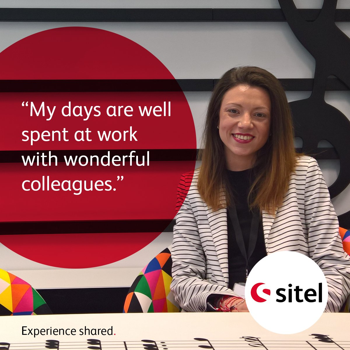 Meet Radina from HR and why she loves to work at Sitel! :)  #whysitel #peoplefirst #buildingtrust #HRteam<br>http://pic.twitter.com/9qvDheI3Hq