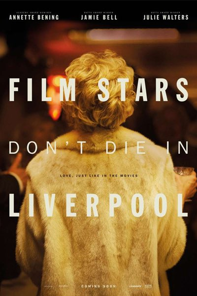 Excited to see @tombrittney in the premiere of #FilmStarsDontDieInLiverpool at #LFF this evening!