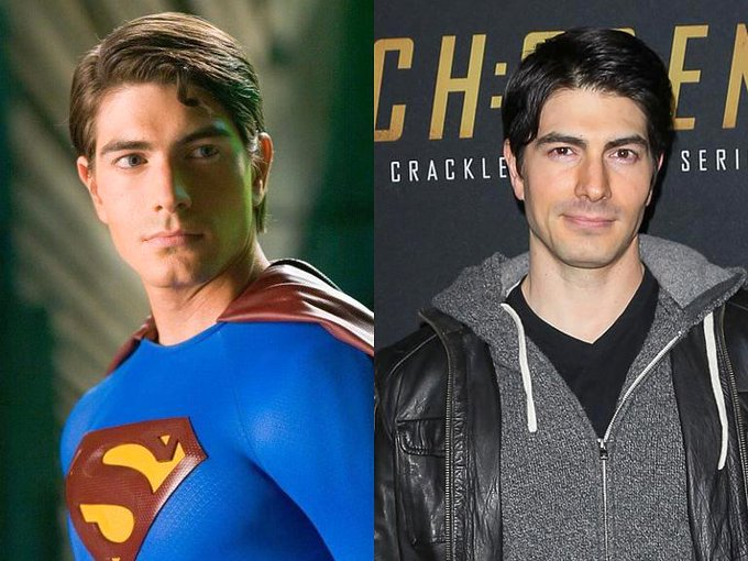 Happy Birthday Brandon Routh!!!
