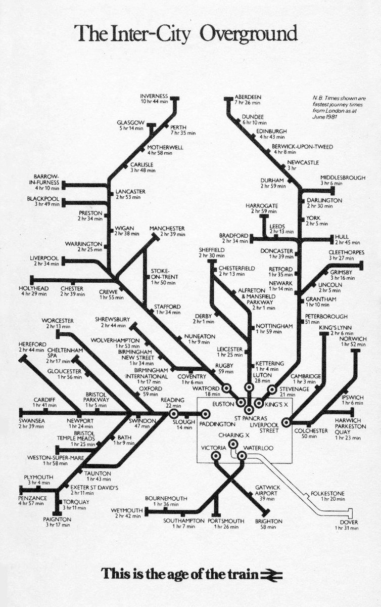 citymetric on twitter here s everything jonnelledge learned from  here s everything jonnelledge learned from this map of british rail s intercity services