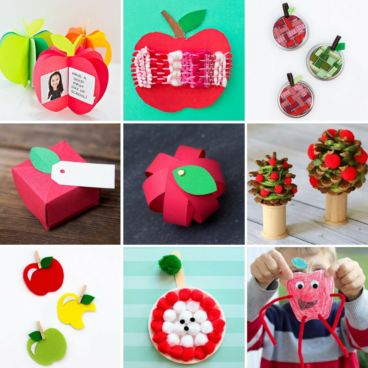 apple craft ideas fireflymudpie 1055