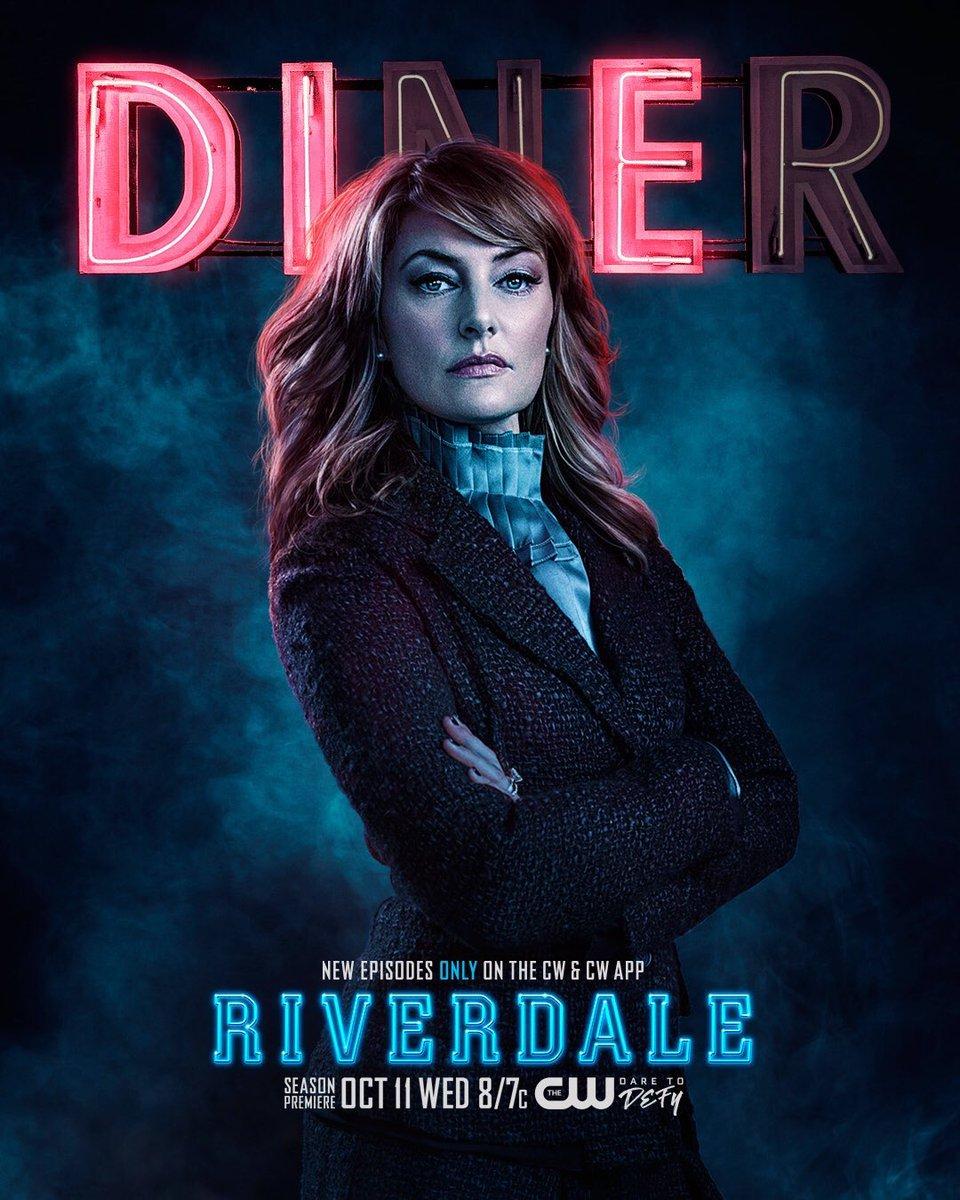 Riverdale Characters: RIVERDALE NEWS! (@CWRiverdaleNews)