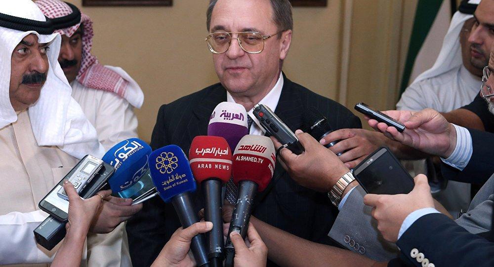 Rus Dışişleri: İran ile Suudi Arabistan arasında arabulucu olmaya hazı...