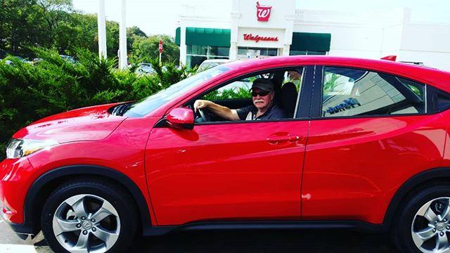Congratulations to Mr. Hoover Jr. getting the keys to his new 2017 Honda HRV ! #hondavillage #honda #congrats !!!  http:// dlvr.it/PtvcQ6  &nbsp;  <br>http://pic.twitter.com/3aDtExIVzQ