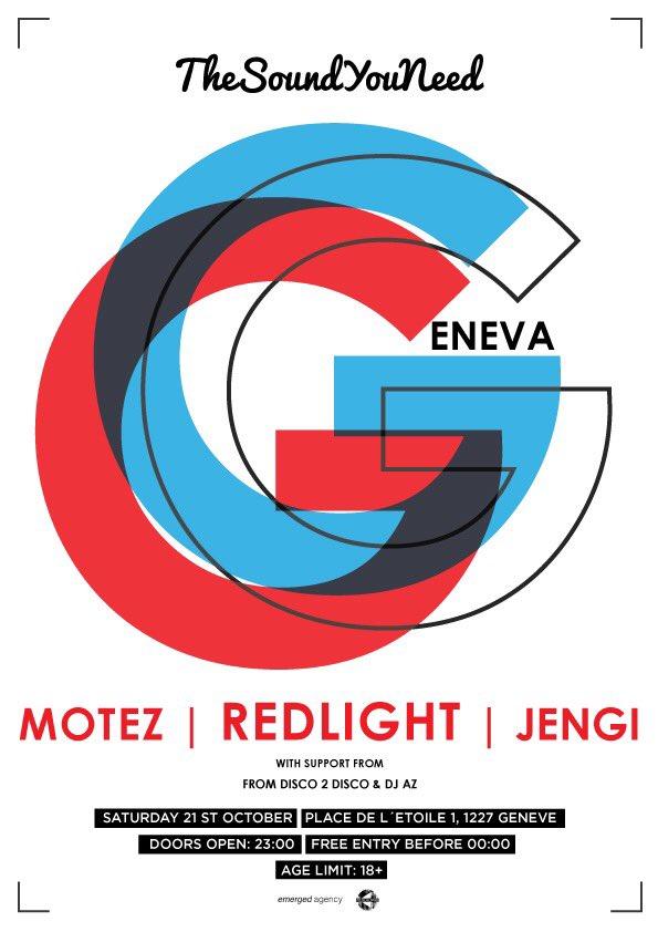 From Disco 2 Disco & DJ AZ complete our Geneva showcase 🙌🏻 10 days to go 😎  Tickets: https://t.co/p45qunQ0vh https://t.co/AHNH4moKgL