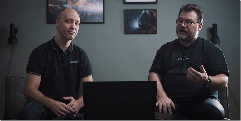Catch #TrueSec experts @jarwidmark &amp; @mikael_nystrom must see #msignite session: Expert-level #Windows10 deployment  https:// buff.ly/2wLUTsp  &nbsp;  <br>http://pic.twitter.com/wu9Ub7QFaI