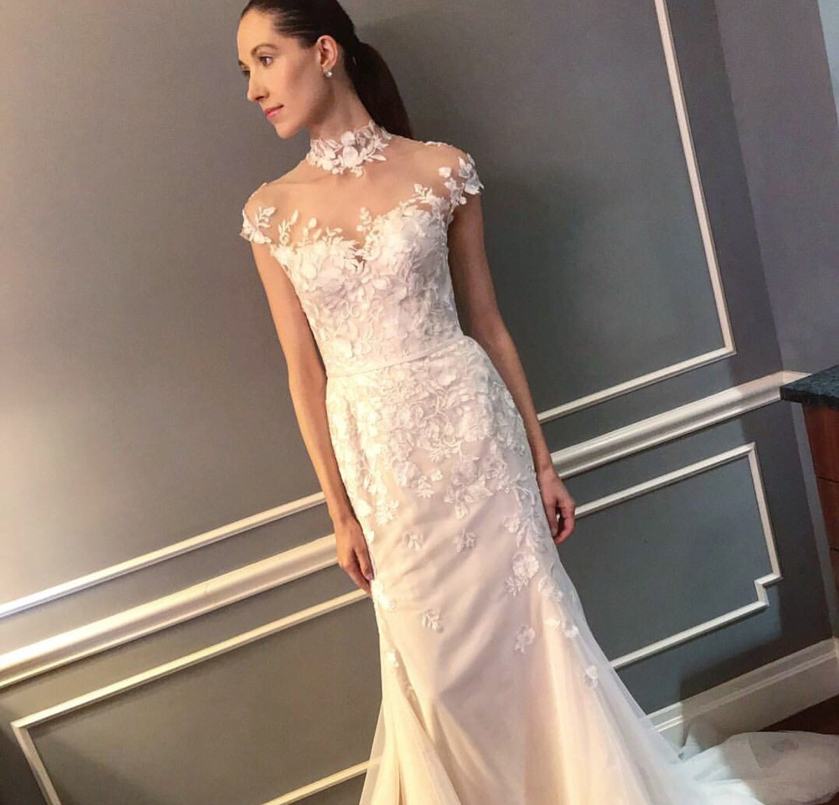Wrapping #bridalfashionweek with the most stunning collections hot off the runway! #nybfw #bridalgown #bridalfashion #bridesofaustin https://t.co/2cOBA6cFr2
