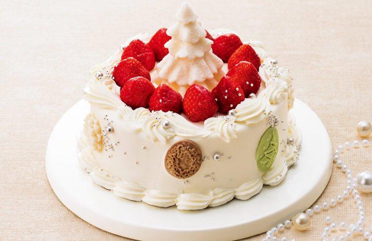 東急百貨店クリスマスケーキ