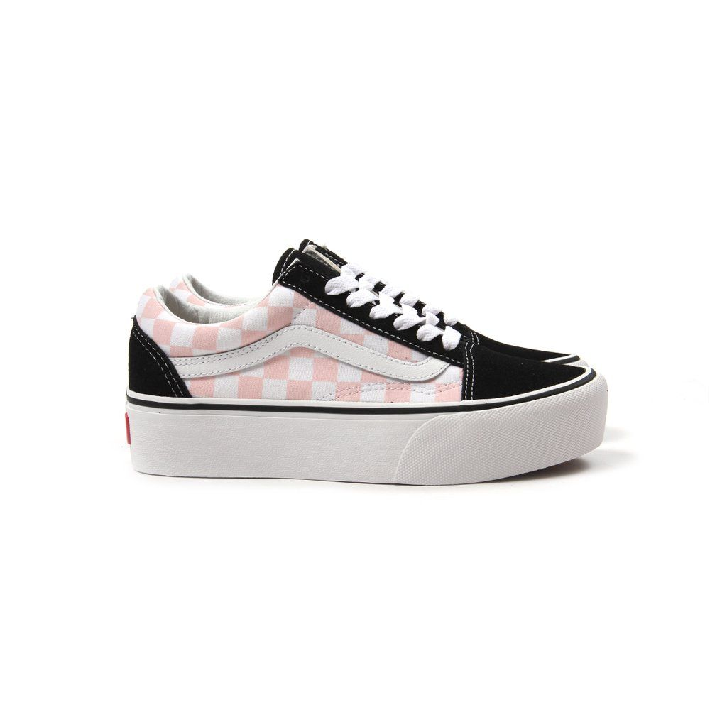b78599d72df3 Vans Women s Old Skool Platform Checkerboard is now available online and in  our Cambridge location.  cncpts  vans https   buff.ly 2g29uZU pic.twitter.com   ...
