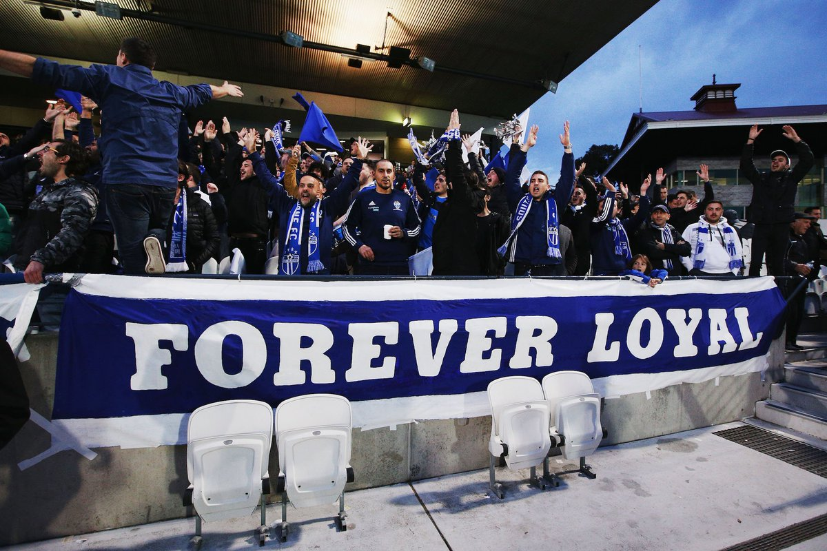 GALLERY | The @smfc fans showed their passion in the #FFACup semi-finals &gt;  http://www. ftbl.com.au/gallery/on-the -terraces-ffa-cup-pic-special-475206 &nbsp; …  #fans #supporters #thisisftbl<br>http://pic.twitter.com/TDjgg4gW6X