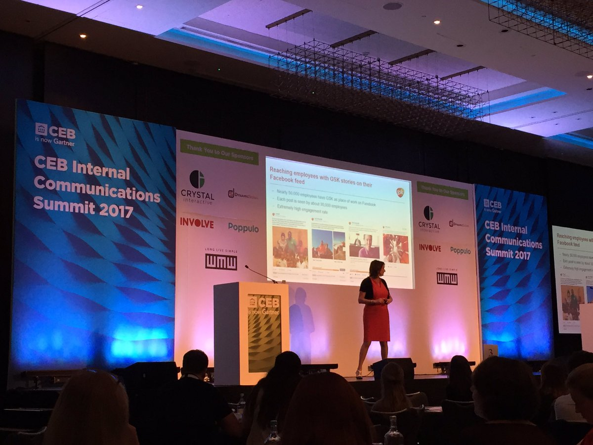 Great advice from GSK about building a global brand #internal communications #CEBICSummit<br>http://pic.twitter.com/ECbXiFfnD2