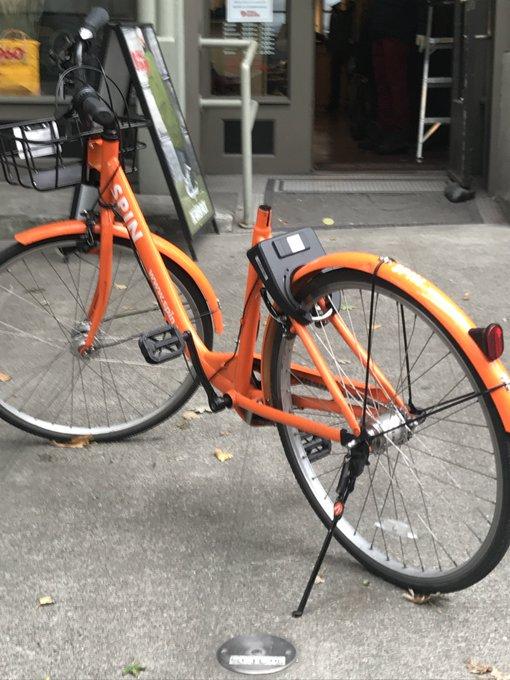 Dockless Bike Fail@DocklessBike