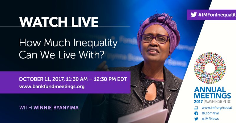 8 rich men own as much as poorest half of the world. How would YOU #EvenItUp?  http://www. imf.org/external/POS_M eetings/SeminarDetails.aspx?SeminarId=262&amp;cid=sm-com-TWP &nbsp; …  Join the conversation #IMFonInequality <br>http://pic.twitter.com/0zmrbpCbmL