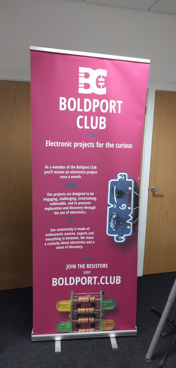 We've got it in big now #BoldportClub
