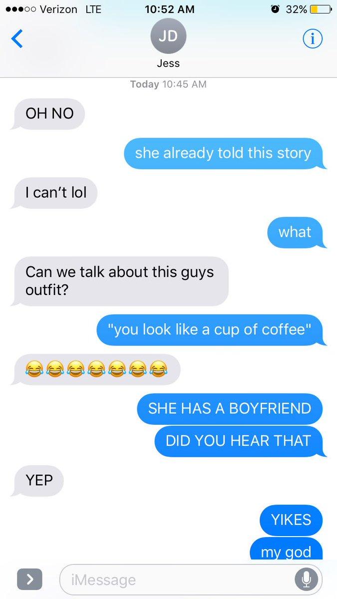 she has a boyfriend but flirts with me