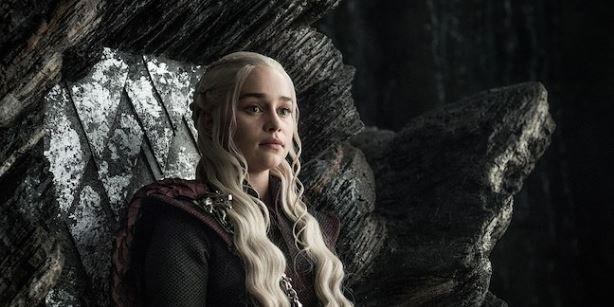 Daenerys Stormborn. Mother of Dragons. Last of the Targaryens. Major personality disorder? https://t.co/1LgVlURG1q #GoT