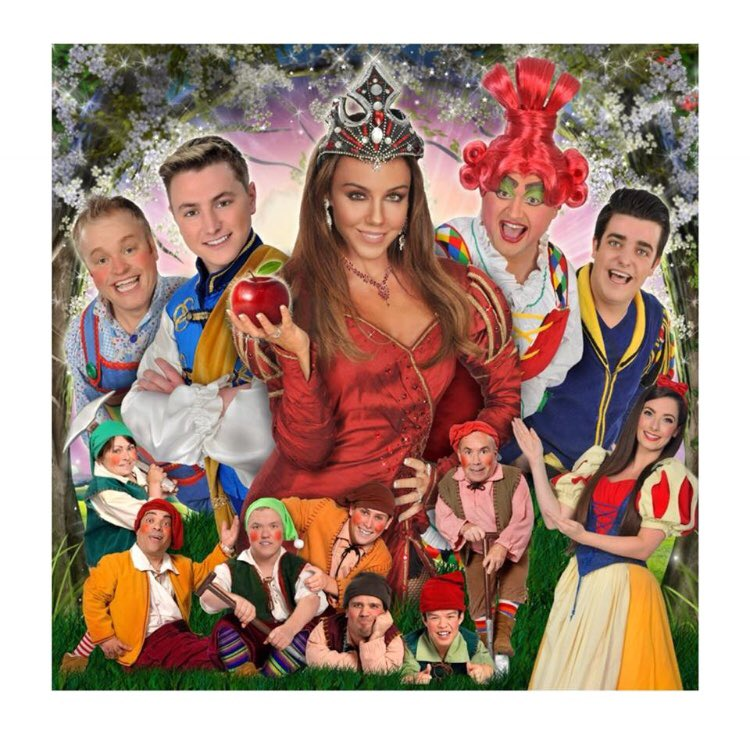 RT @Lewis_Denny: This Christmas is going to be amazing! Snow White at @TyneOperaHouse 8th - 31st December! https://t.co/7tqFIMylOu