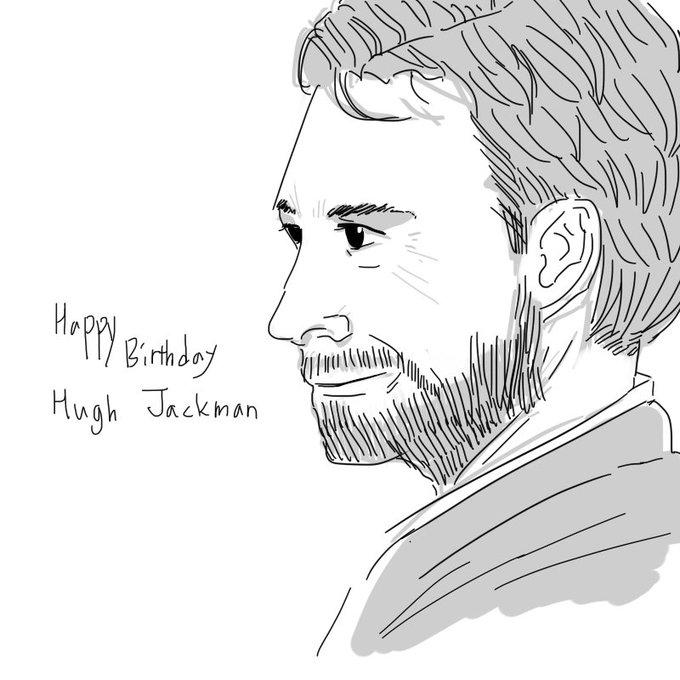 HAPPY BIRTHDAY HUGH JACKMAN ! LOVE YOU :D