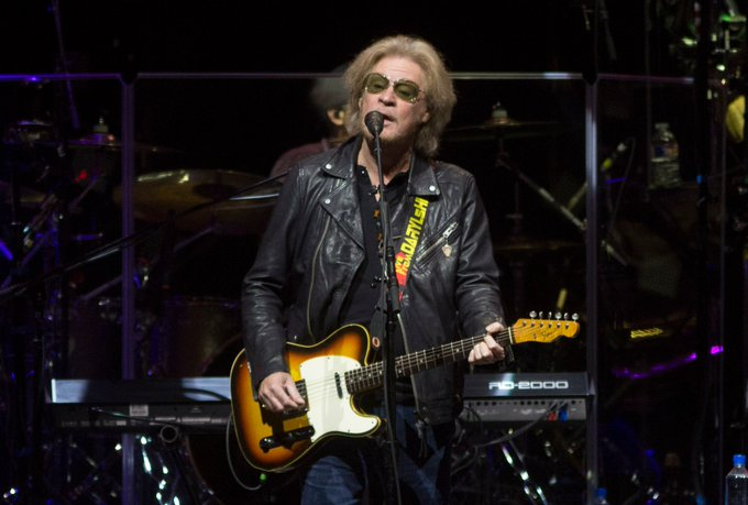 Happy birthday to Daryl Hall from