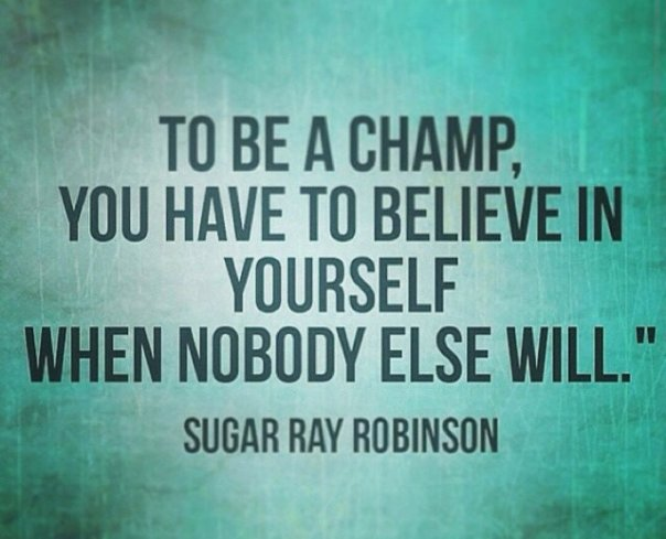 #WednesdayWisdom Often times we get in the way of our own success... Believe in yourself! <br>http://pic.twitter.com/Y0W7ujeAnj
