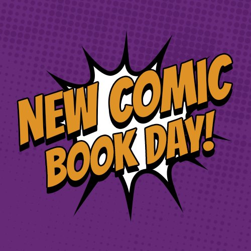 #newcomicbookday We will be having great live sales all day today on our Facebook page  https://www. facebook.com/MadOxGamesandC omics/ &nbsp; …  #comicbooks #livesales <br>http://pic.twitter.com/nyDP7KedkW