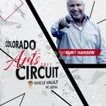 Join us Friday, Oct. 20 at the 2017 Colorado Arts Circuit for art, luxury cars, music and auction. More info: https://t.co/jo208vKVEe