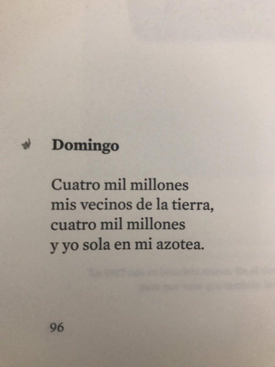 Uživatel Julieta Venegas Na Twitteru No Leer Este Poema Un