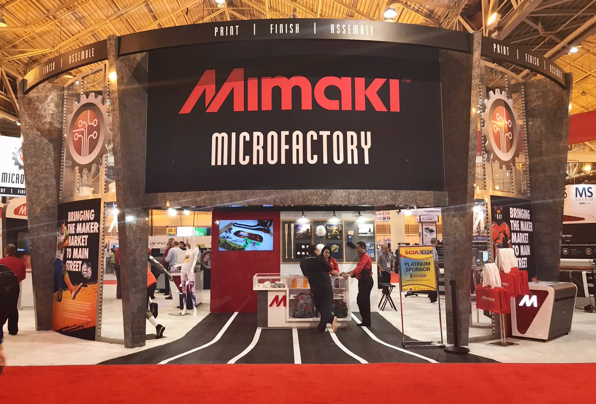 Mimaki USA, Inc  on Twitter: