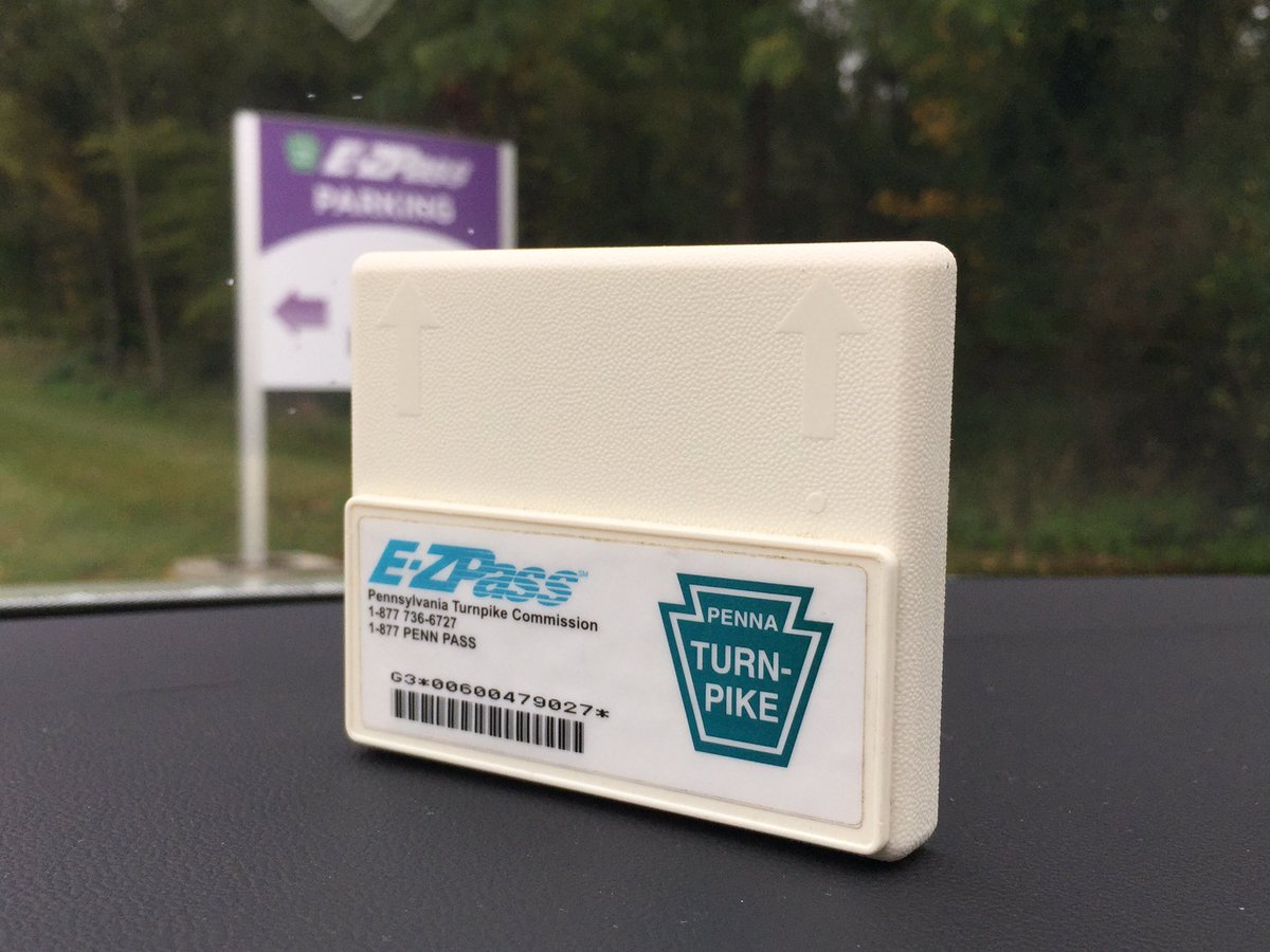 e-zpass (and other active rfid) transponder lifespan reports