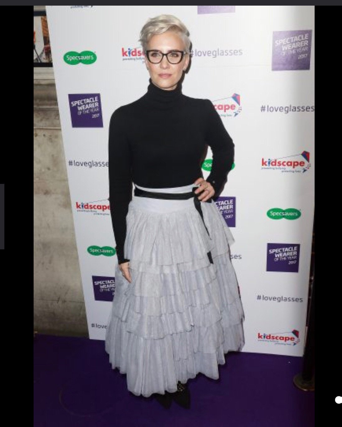 For those of you asking about my outfit from last nights @specsavers awards in aid o.... https://t.co/CUHa3A28D0 https://t.co/cTn4yfpQnX