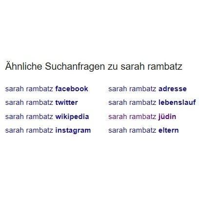 Sarah Rambatz))) on Twitter: \