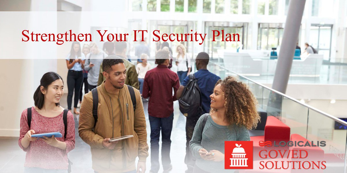 #Cybercriminals are targeting #HigherEd – learn what you can do to stop them  http:// ht.ly/72XP30fMr1f  &nbsp;  <br>http://pic.twitter.com/II1xafSgNh