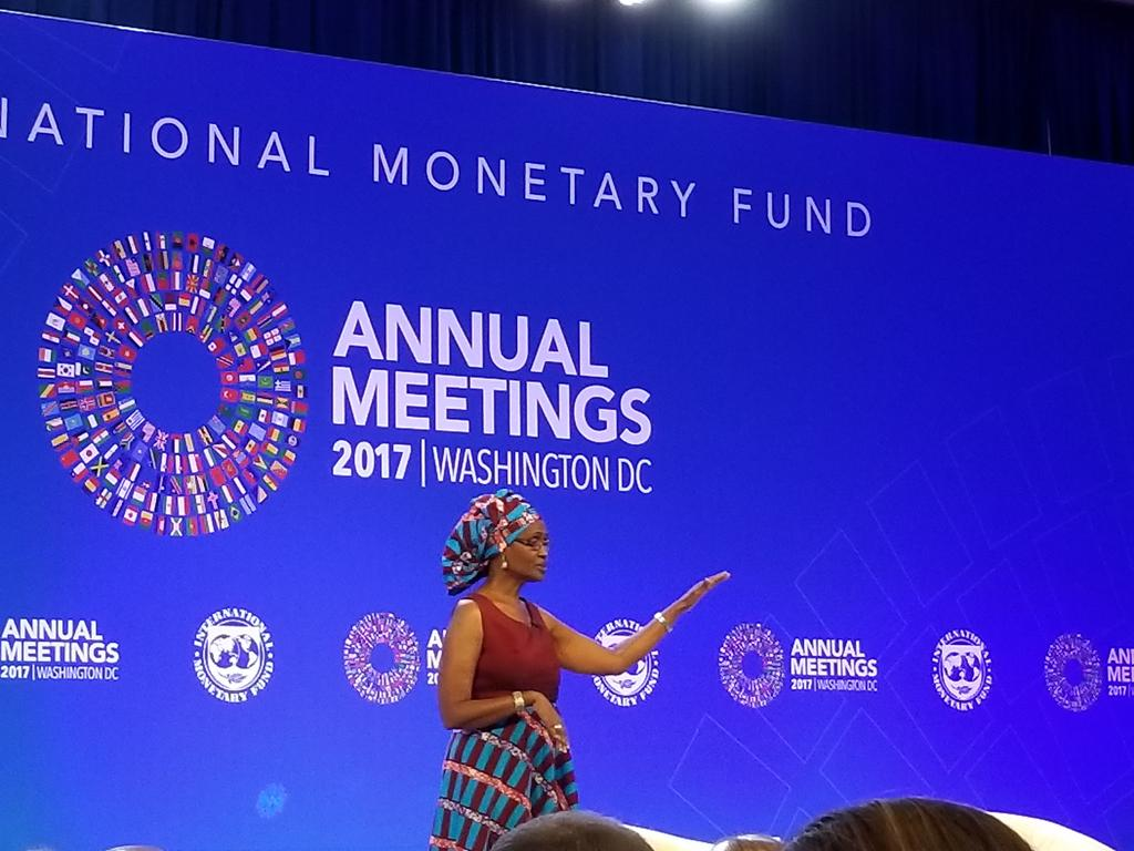Data quality on inequality &amp; gender is appalling.&quot;Step up @IMFNews @WorldBank, governments&quot; @Winnie_Byanyima  @OxfamAmerica #fightinequality <br>http://pic.twitter.com/OPhaxg3l0O