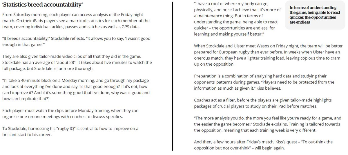 Eamon myers on twitter coach les kiss on filtering player data eamon myers on twitter coach les kiss on filtering player data the primary aim is to out think the opposition but not over think commonsense solutioingenieria Image collections