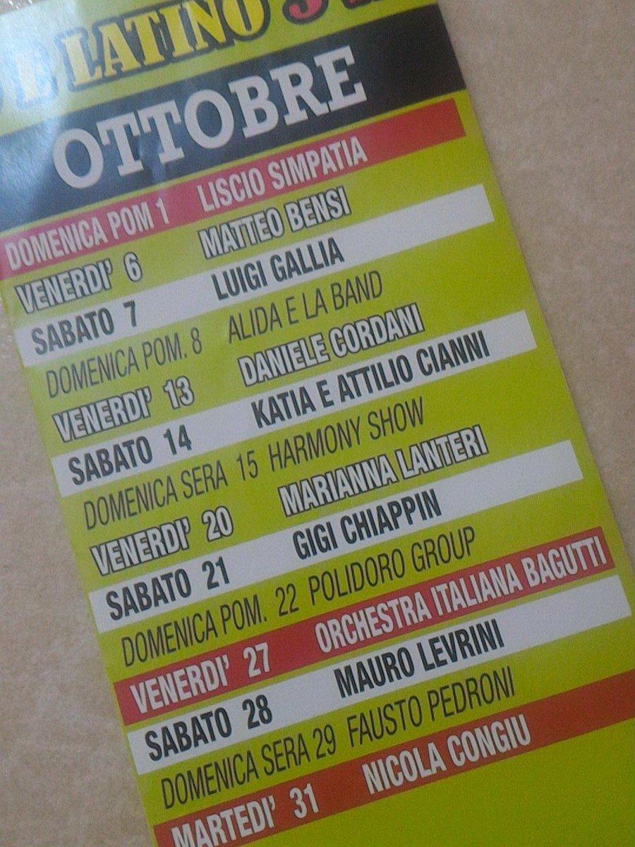 Calendario Orchestre Liscio.Mitho Disco On Twitter Al Mitho Si Balla Liscio Con