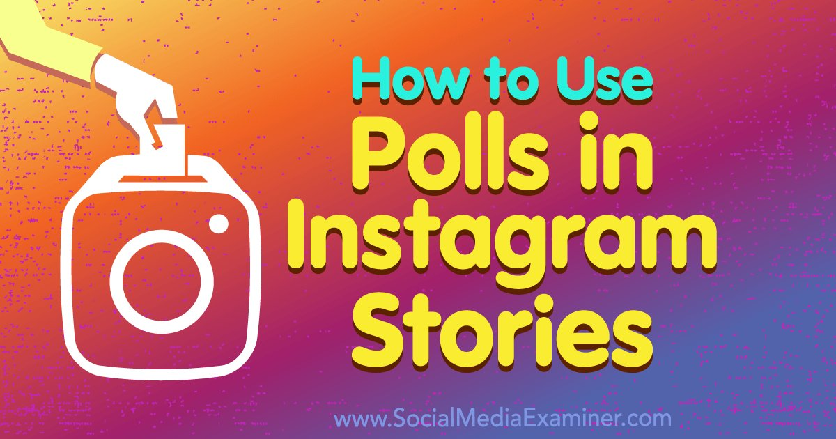 Yes! you can use polls on instagram stories...Find out how >>> https://t.co/hXPZDEKMhV #instagram #polls #socialmedia #DigitalMarketing https://t.co/2tR1XjYq88