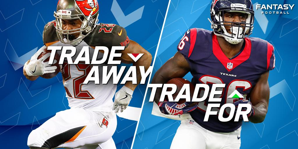 3 @NFLfantasy players to trade FOR...  And 2 players to trade AWAY: https://t.co/r6F71JE2p2 (via @MattFranchise) https://t.co/MNWsk38JIl