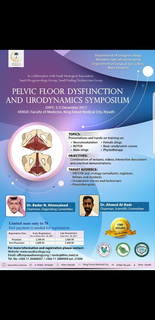 Urogynecology And Female Urology Course