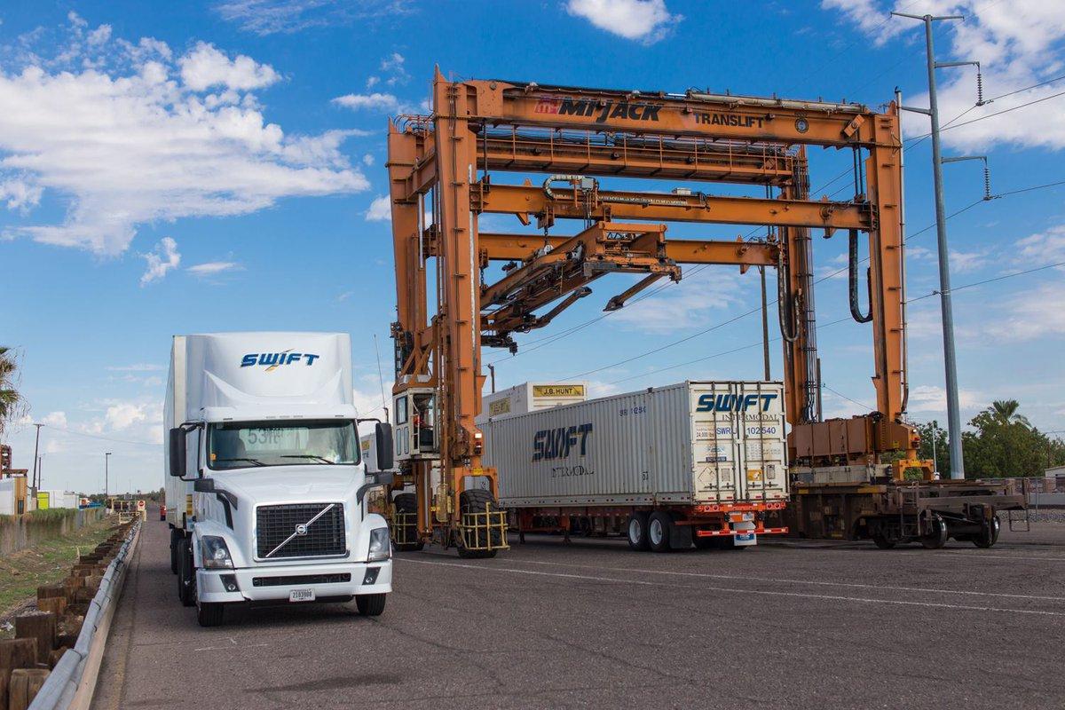 Swift Transportation Picture