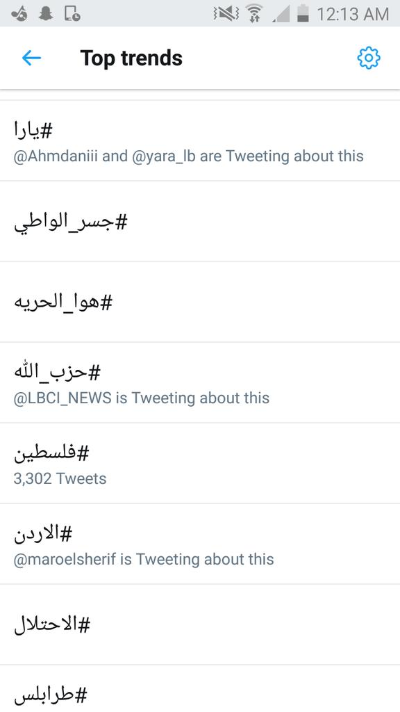 your name is now trending in #Lebanon #Trends all are talking about u &amp; ur successfull album #MeaazabnuAlHawa   #يارا #معذبني_الهوا <br>http://pic.twitter.com/ziYkq9md27